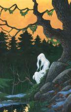 Spöken by fredrikaahlstrom