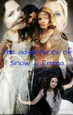 The Adventures of Snow and Emma by ouat_prisky
