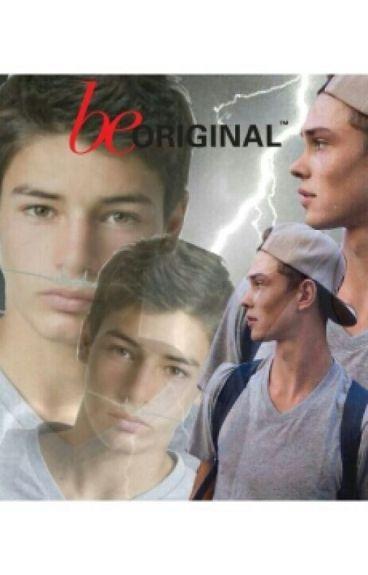 Be Original / boyxboy