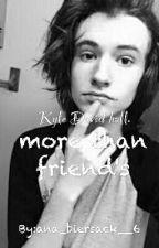 Kyle david hall y Tn more than friend's by ana_biersack__6