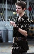Peter pan/ Robbie Kay imagines by panislife119
