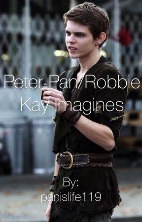 Peter pan/ Robbie Kay imagines by panislife119