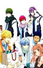 Kuroko no Basket - Et si la génération miracle se reformait ?? by As_chan