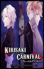 Kirisaki Carnival [♥Diabolik Lovers♥] |Próximamente-Book #3| by BeautifulDarkness-