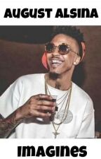 August Alsina Imagines. by TheRelevant