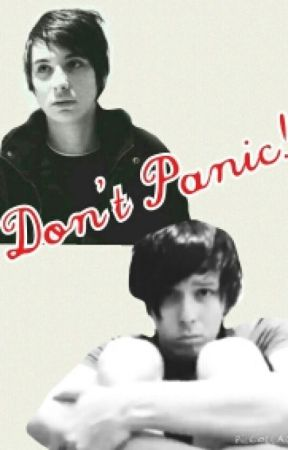 Don't Panic (Phan fanfiction) by lollylom32111