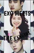 EXO Meets The Fangirl by emotionallyhurt_