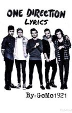 One Direction Songs with Lyrics by GcMc1921