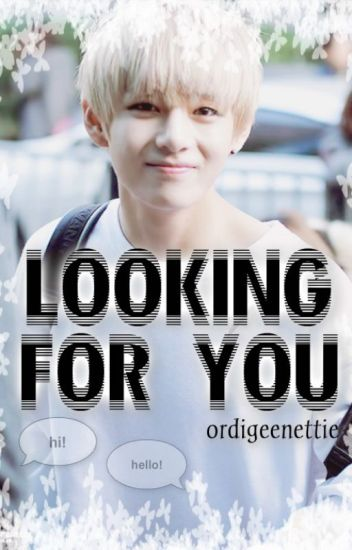 looking for you (1) // bts ✔️