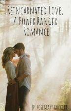 RANGER YELLOW (POWER RANGERS DINO CHARGE ROMANCE BOOK 1) by POWERRANGERWRITER20