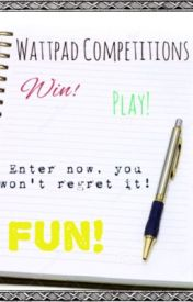 Wattpad competitions by IyzoplaysMC