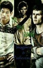 The Maze Runner • Imagines & Preferences by BeckyLovesEveryone