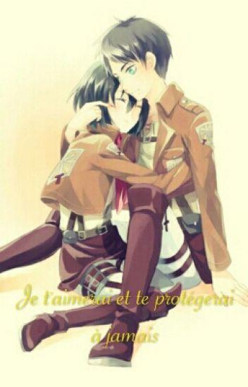 Je t'aimerai et te protégerai à jamais