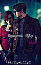 My Raccoon City Hero (Cleon){Resident Evil} by XdillydillyX