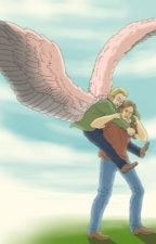 Sabriel One-Shots by ptx_rox