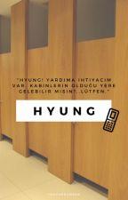 Hyung! by YokKurdumBen