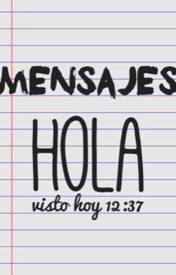 Mensajes. |EDITANDO|
