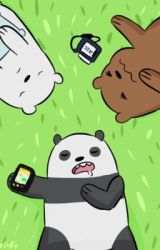 We Bare Bears by WabbitHuggles