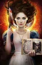 O outro lado de Alice no País das Maravilhas by Isabela_C1R