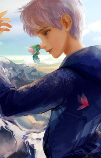 Jack Frost x Male!Nine tail fox demon!Reader