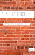 The Boy From District 2 {A Finnick Odair Fanfic THG} by ducksr