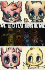 FNAF: Let play Truth or Dare by Nerdy_Shipper_Girl