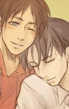 'Five Years' | Ereri | Fluffy Yaoi by anathemalyssa