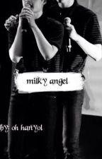 milky angel by handeel