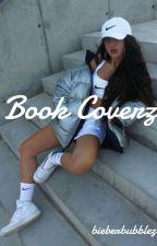 Book Covers (Open) by bieberbubblez