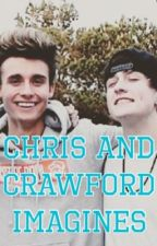 Chris and Crawford Collins Imagines by Colliner96