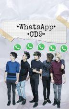 |Whatsapp||CD9| by LaChamoyada