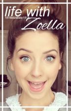 Life with Zoella {adopted by zoella sequel} by basslinehood