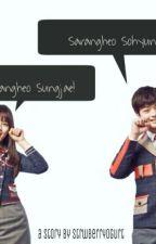 Sarangheo Sungjae (BTOB fanfict) by strwberryogurt