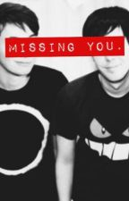 Stay here- a dan and phil fanfic by ktc-myers