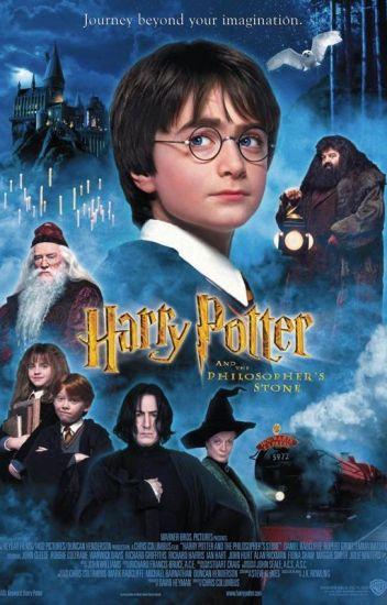Harry Potter e la Pietra Filosofale.(Rivisitata.)