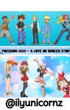 Amourshipping - Pokemon High by ilyunicornz