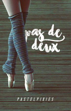 Pas De Deux by pastelpixies