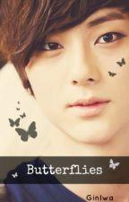 Butterflies - NU'EST FanFic by GinIwa