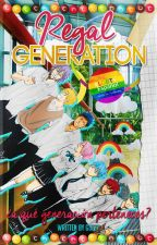 Regal Generation »Kuroko no Basket« [Yaoi/Gay] © by Guzzy-