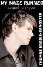 My Maze Runner»Thomas Brodie-Sangster by AuthorOfThisBook