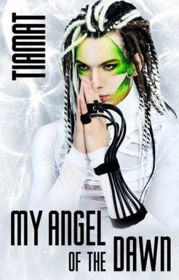 My Angel of the Dawn (WomanxBoy, ManxBoy, Sci-Fi + Romance) by tiamat-press