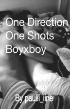 One Direction one shots boyxboy by paulii_iine