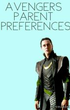 Daddy daughter preferences: Avengers by loki_kid