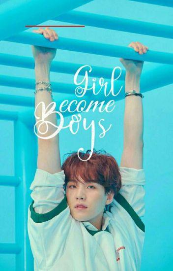 [ E ] ♔Girls Become Boy's♔ |소녀 의 가입 소년|