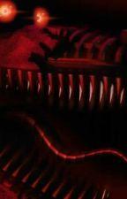 Twisted nightmare (FnaF 4) by DAX-DEMON