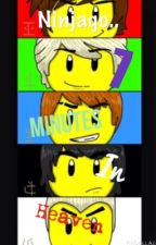 ❤️Ninjago: 7 Minutes In Heaven❤️ (COMPLETED) by The_Best_Awkwardness
