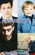CASUALIDAD - Larry// Ziall by MafeAparicio