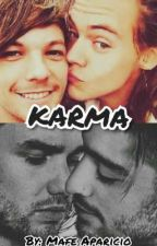 Karma - Larry//Ziam by MafeAparicio
