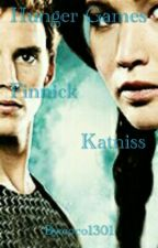 Hunger Games- Katniss & Finnick by coco1301
