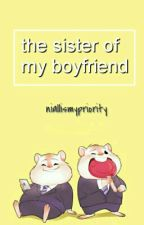 "the ""sister"" of my boyfriend ❁ larry by L0UDEMORT"